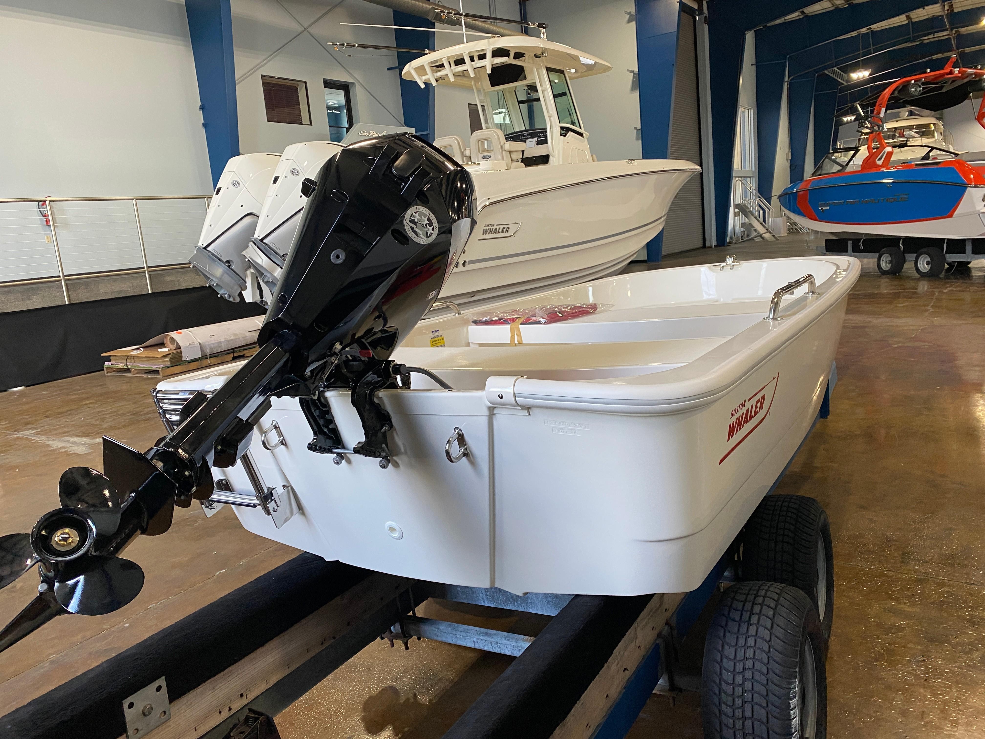 2021 Boston Whaler                                                              110 Tender Image Thumbnail #5
