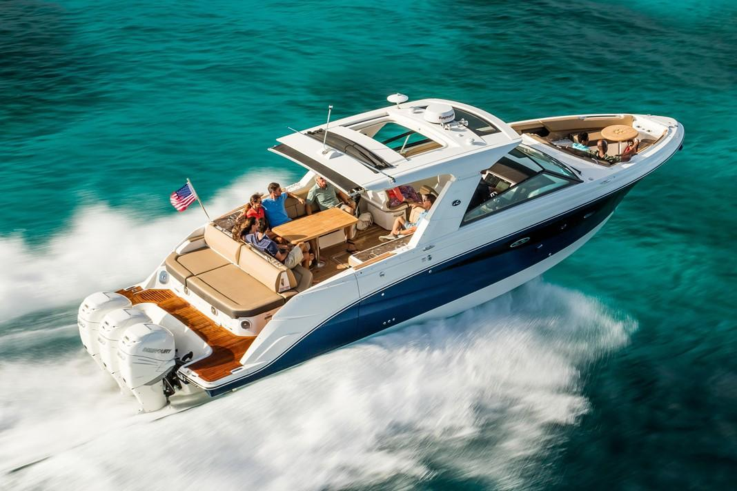 2021 Sea Ray                                                              SLX 400 OB Image Thumbnail #1