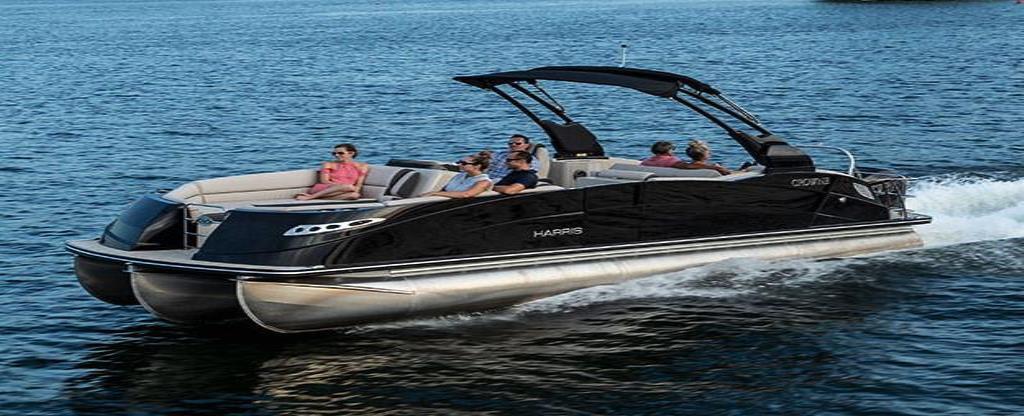 2020 Harris Pontoons Crowne SL 250