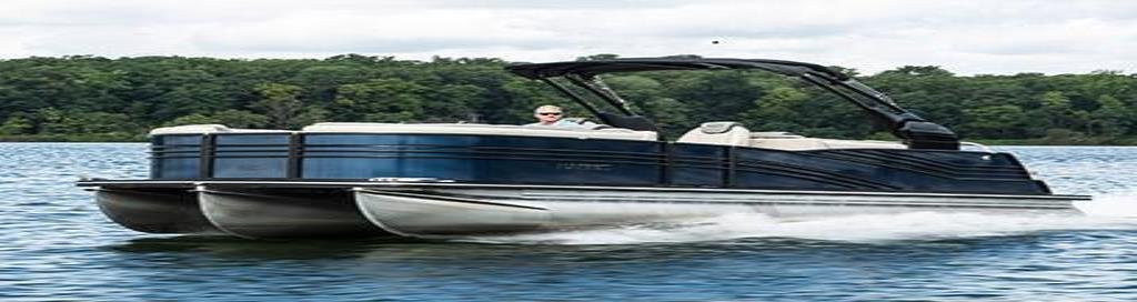 2020 Harris Pontoons Grand Mariner 270