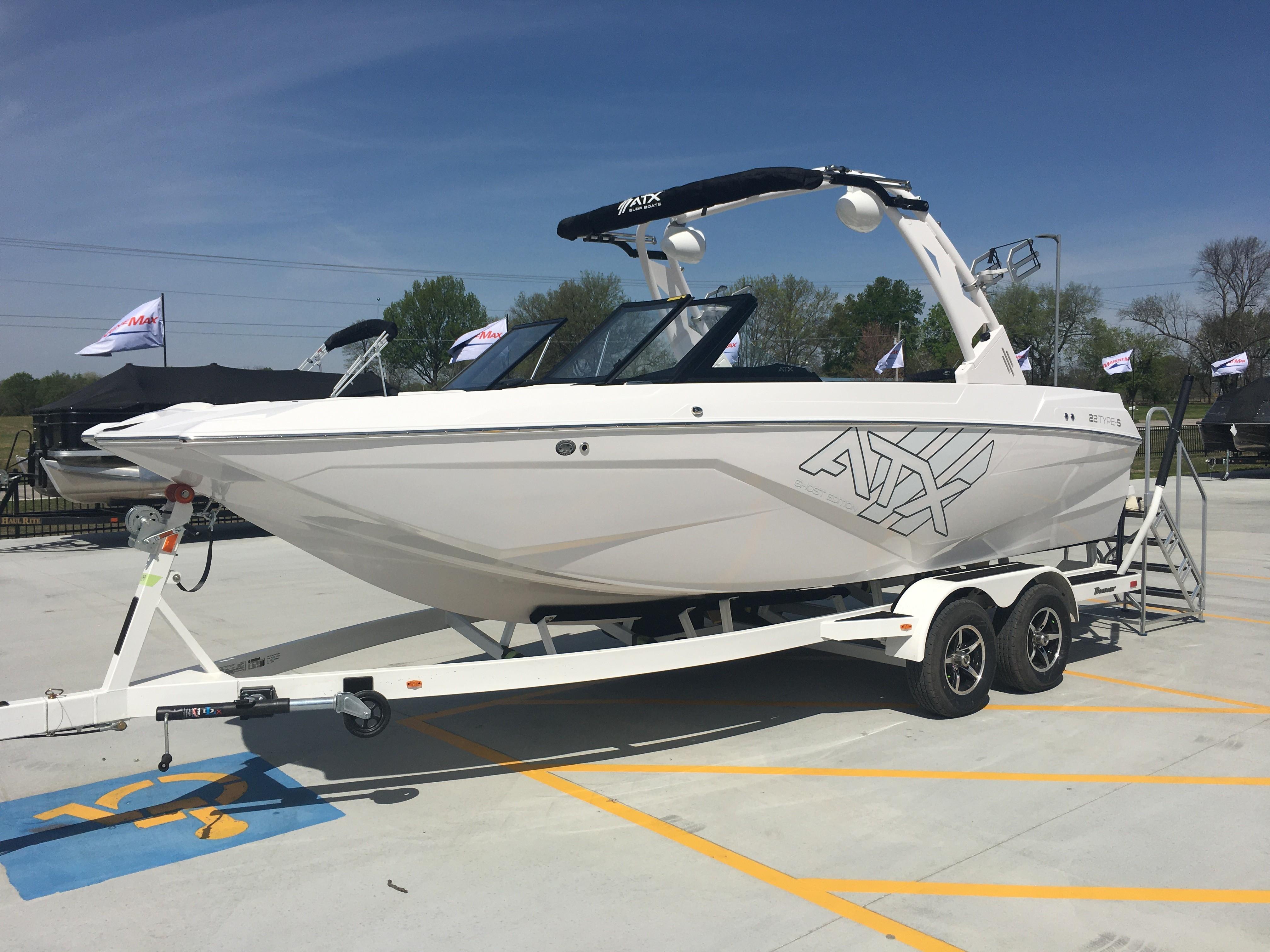 2020 ATX Surf Boats                                                              22-S Image Thumbnail #0