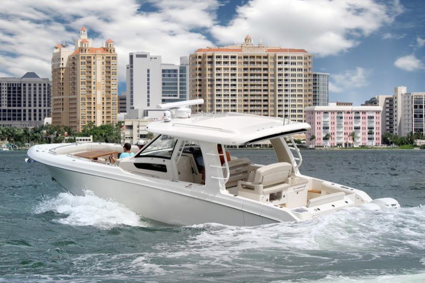 2021 Boston Whaler                                                              350 Realm Image Thumbnail #3