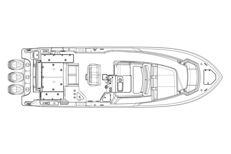 2021 Boston Whaler                                                              350 Realm Image Thumbnail #9