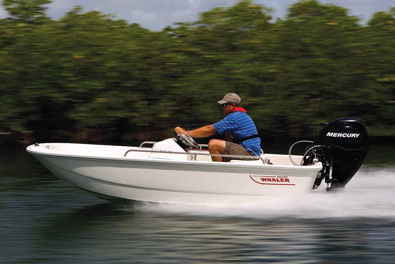2021 Boston Whaler                                                              110 Sport Image Thumbnail #0