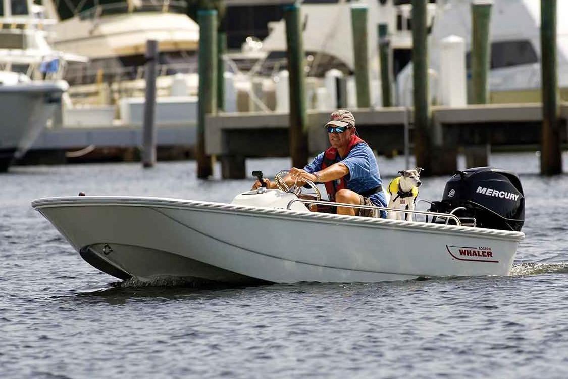 2021 Boston Whaler                                                              110 Sport Image Thumbnail #1