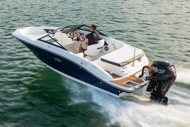 2021 Sea Ray                                                              SPX 190 OB Image Thumbnail #2