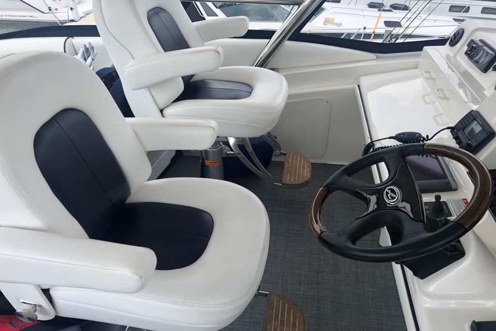 2008 Sea Ray                                                              58 Sedan Bridge Image Thumbnail #5