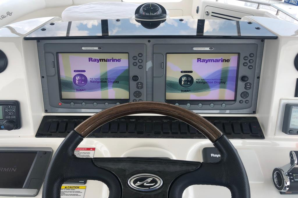 2008 Sea Ray                                                              58 Sedan Bridge Image Thumbnail #13