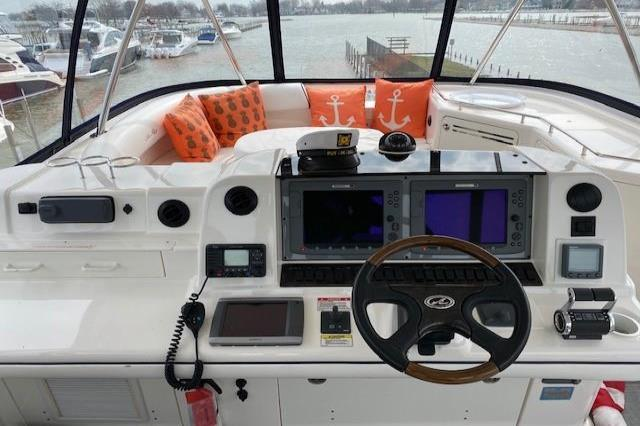 2008 Sea Ray                                                              58 Sedan Bridge Image Thumbnail #7