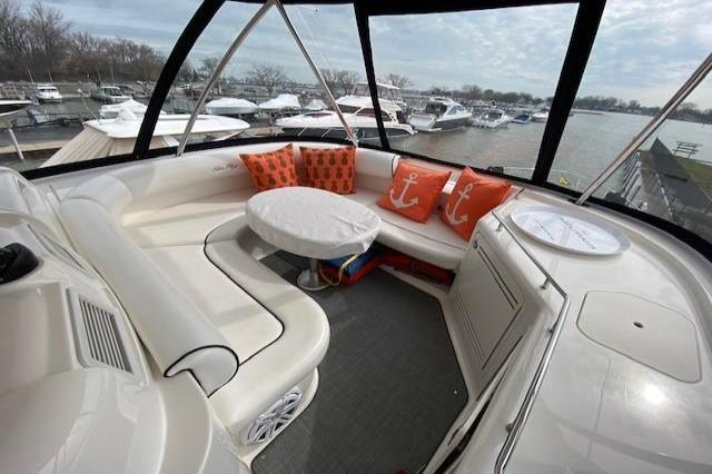 2008 Sea Ray                                                              58 Sedan Bridge Image Thumbnail #8