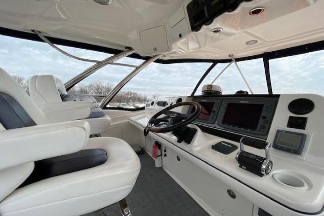2008 Sea Ray                                                              58 Sedan Bridge Image Thumbnail #6