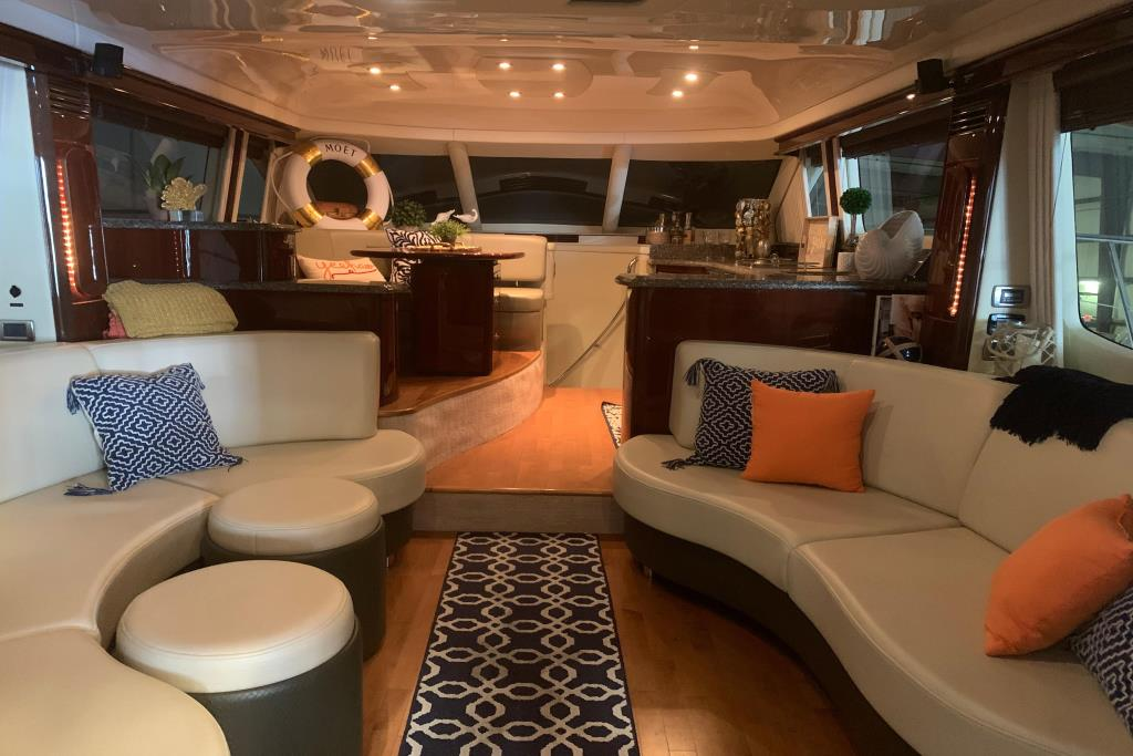 2008 Sea Ray                                                              58 Sedan Bridge Image Thumbnail #30
