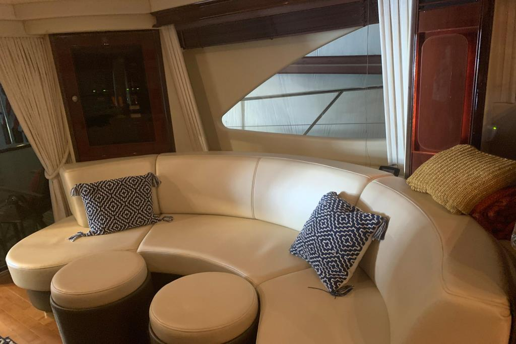 2008 Sea Ray                                                              58 Sedan Bridge Image Thumbnail #34