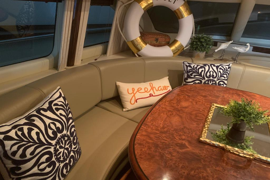 2008 Sea Ray                                                              58 Sedan Bridge Image Thumbnail #48