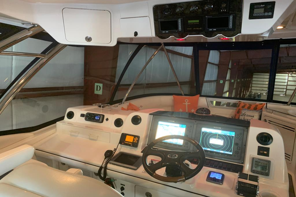 2008 Sea Ray                                                              58 Sedan Bridge Image Thumbnail #82