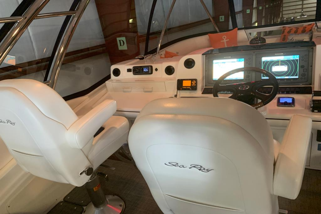 2008 Sea Ray                                                              58 Sedan Bridge Image Thumbnail #83