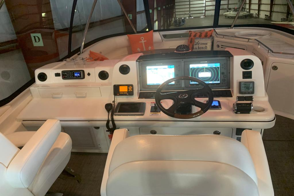 2008 Sea Ray                                                              58 Sedan Bridge Image Thumbnail #86