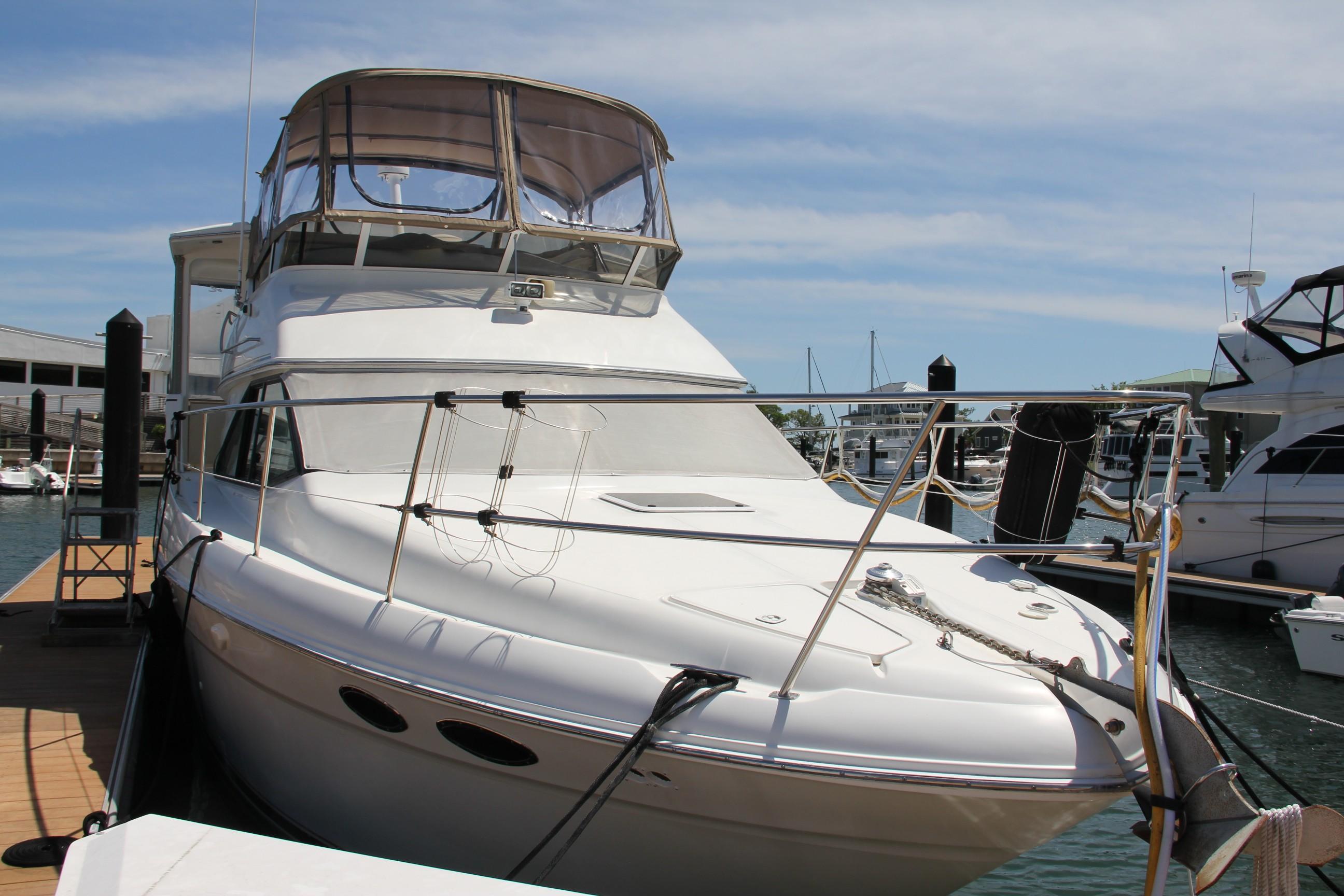 2000 Sea Ray                                                              38 AFT CABIN Image Thumbnail #1