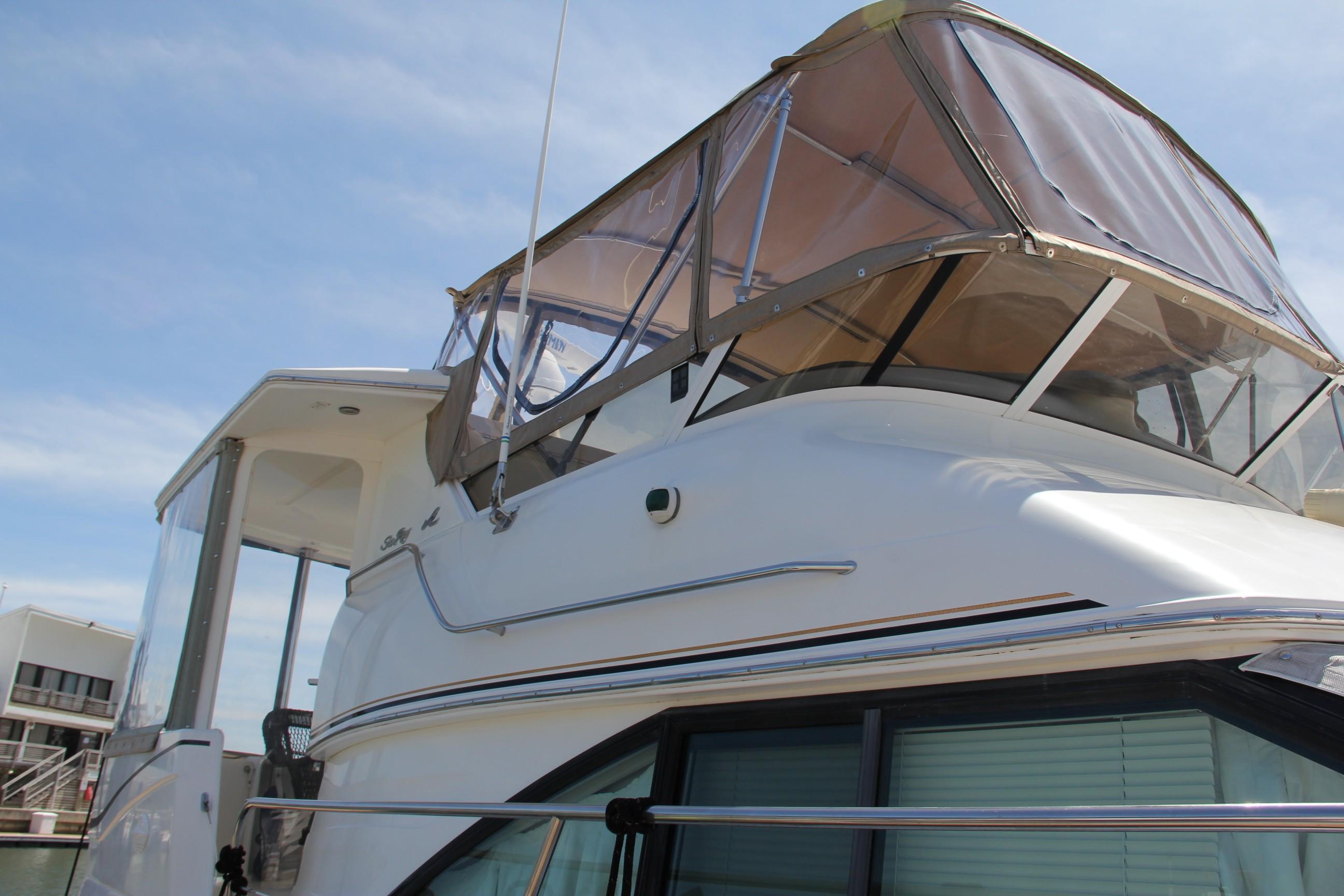 2000 Sea Ray                                                              38 AFT CABIN Image Thumbnail #2