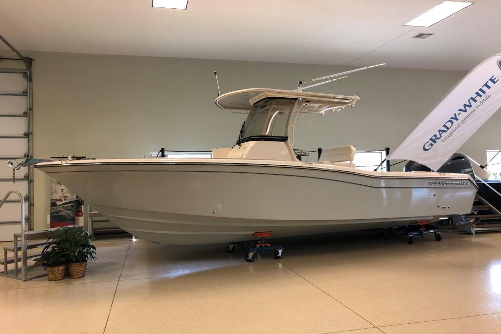 2021 Grady-White                                                              Fisherman 257 Twin Engine Image Thumbnail #0