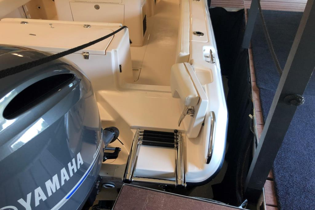 2021 Grady-White                                                              Fisherman 257 Twin Engine Image Thumbnail #3