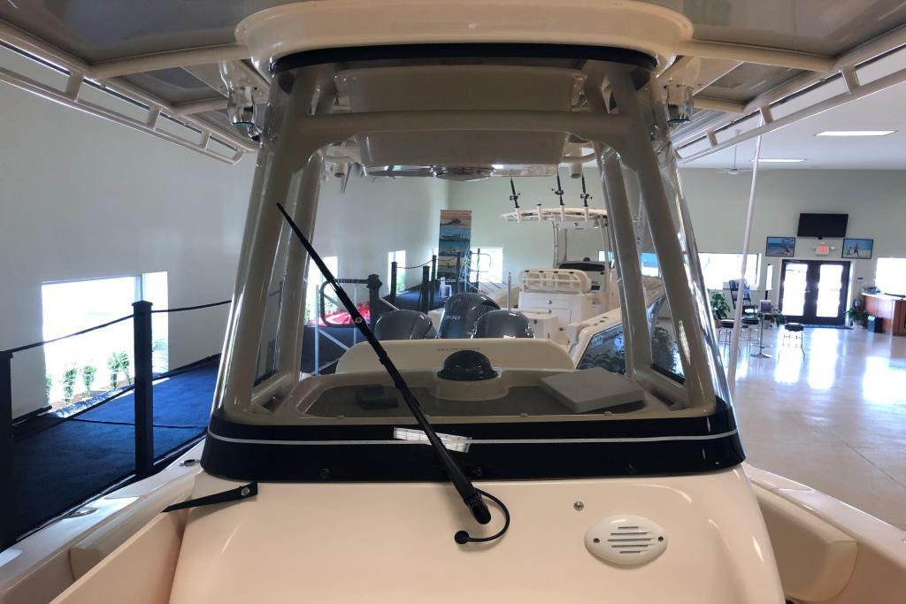 2021 Grady-White                                                              Fisherman 257 Twin Engine Image Thumbnail #20