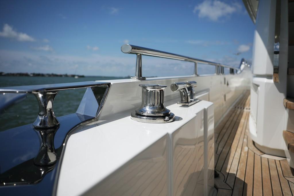2017 Ocean Alexander                                                              70E Motoryacht Image Thumbnail #14