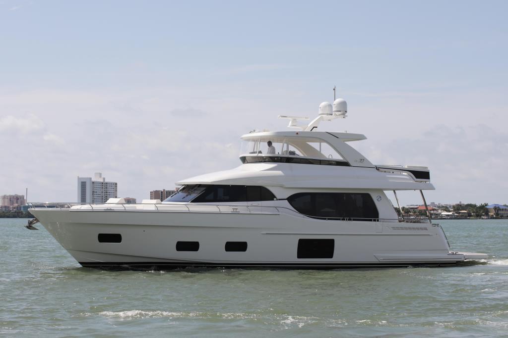 2017 Ocean Alexander 70E Motoryacht