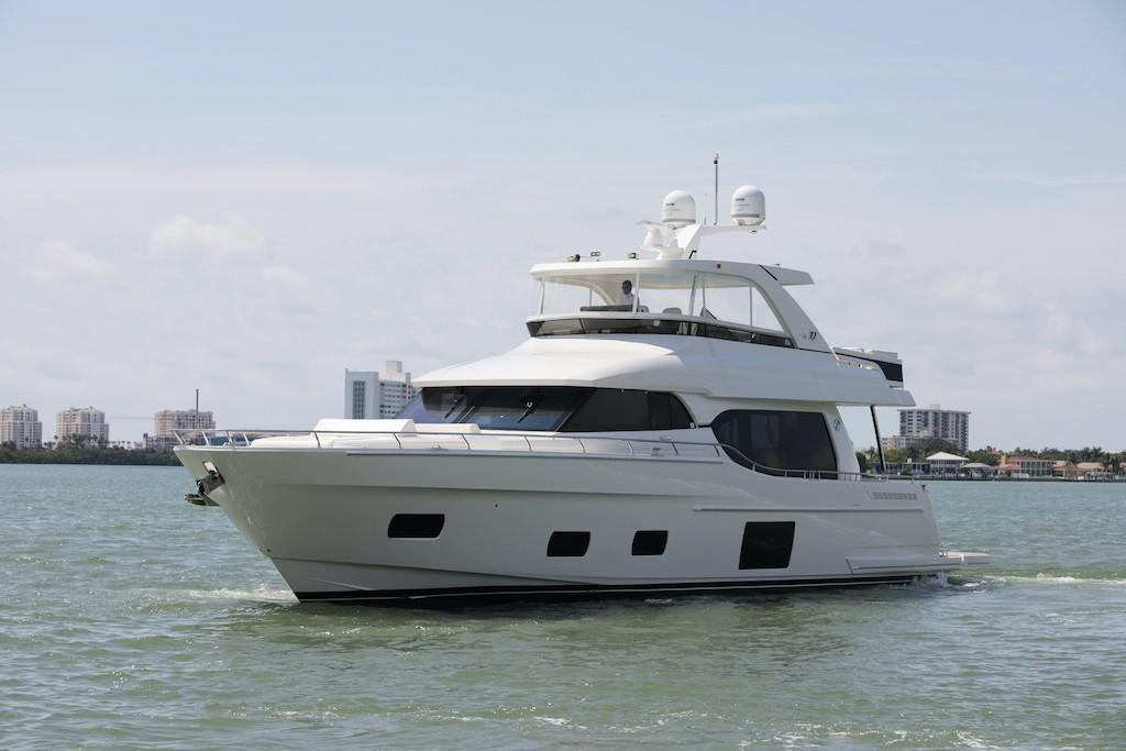 2017 Ocean Alexander                                                              70E Motoryacht Image Thumbnail #1