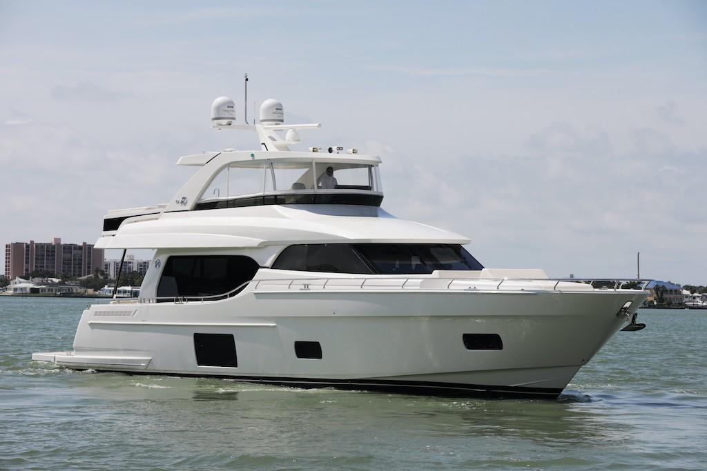 2017 Ocean Alexander                                                              70E Motoryacht Image Thumbnail #2