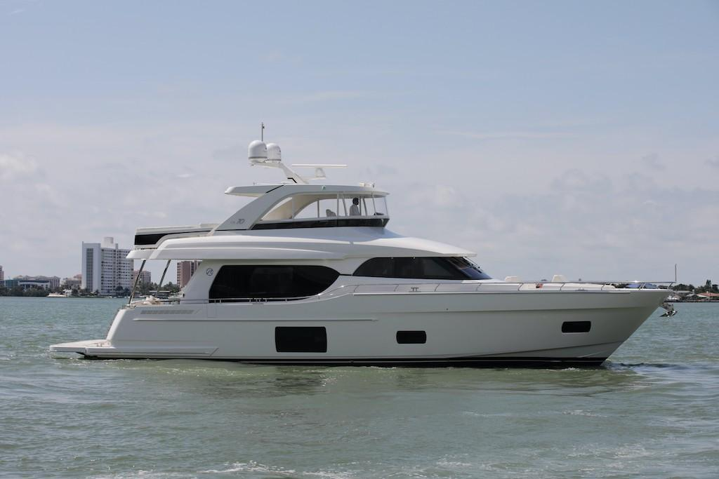 2017 Ocean Alexander                                                              70E Motoryacht Image Thumbnail #3
