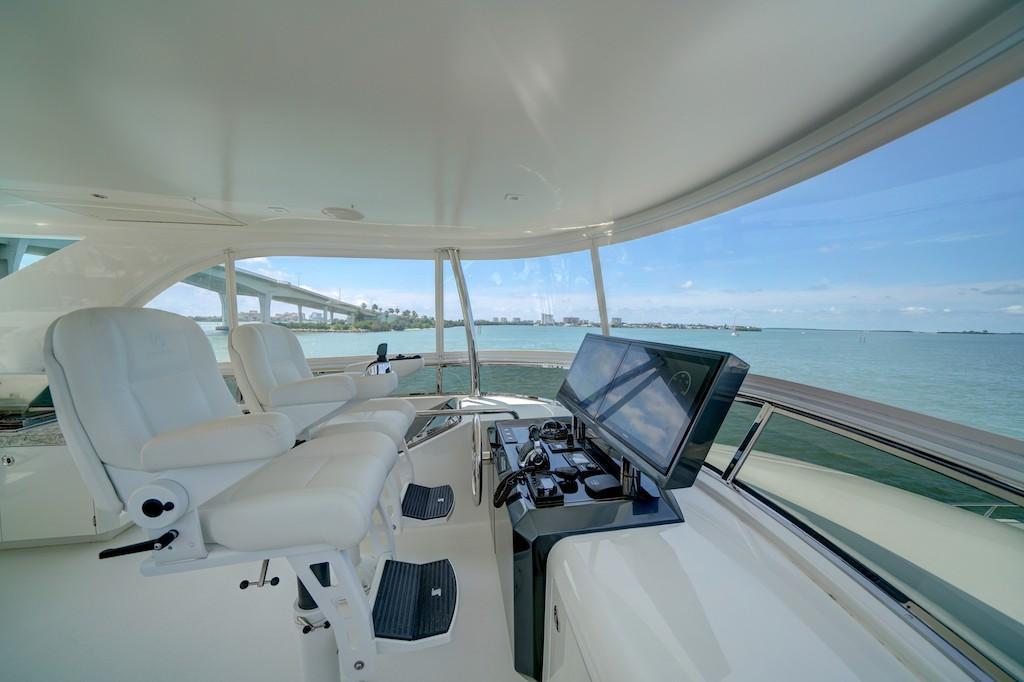 2017 Ocean Alexander                                                              70E Motoryacht Image Thumbnail #48