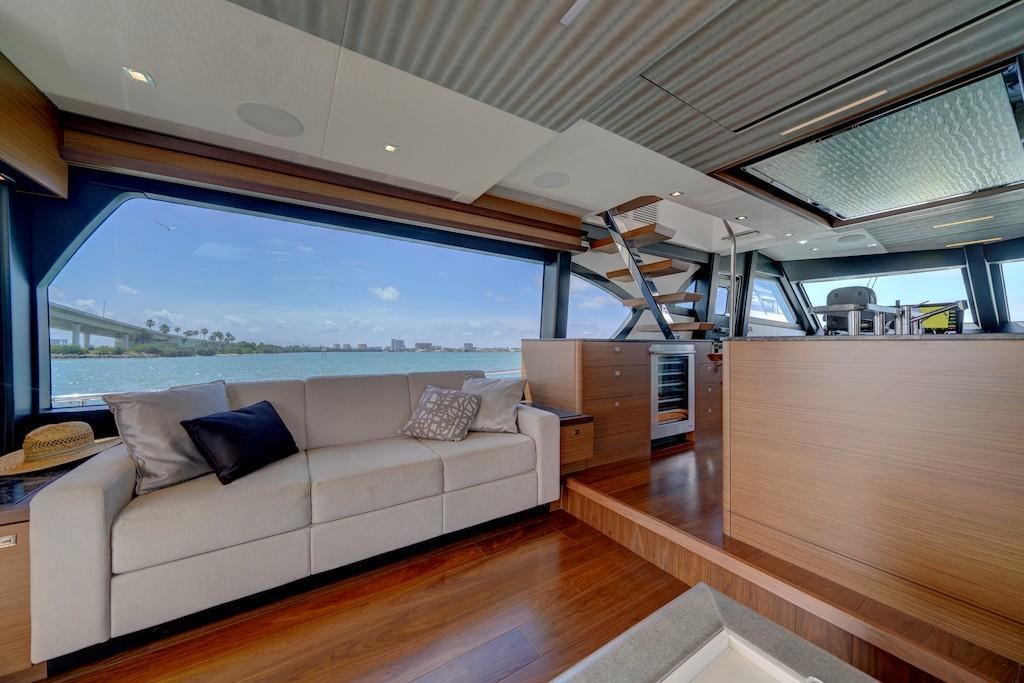 2017 Ocean Alexander                                                              70E Motoryacht Image Thumbnail #17