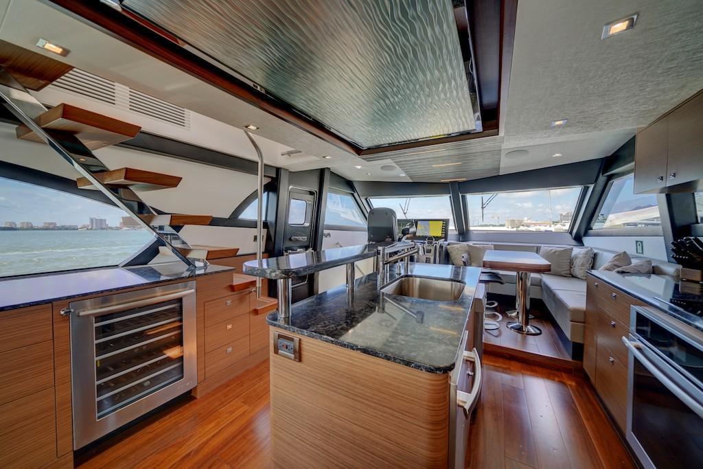 2017 Ocean Alexander                                                              70E Motoryacht Image Thumbnail #23