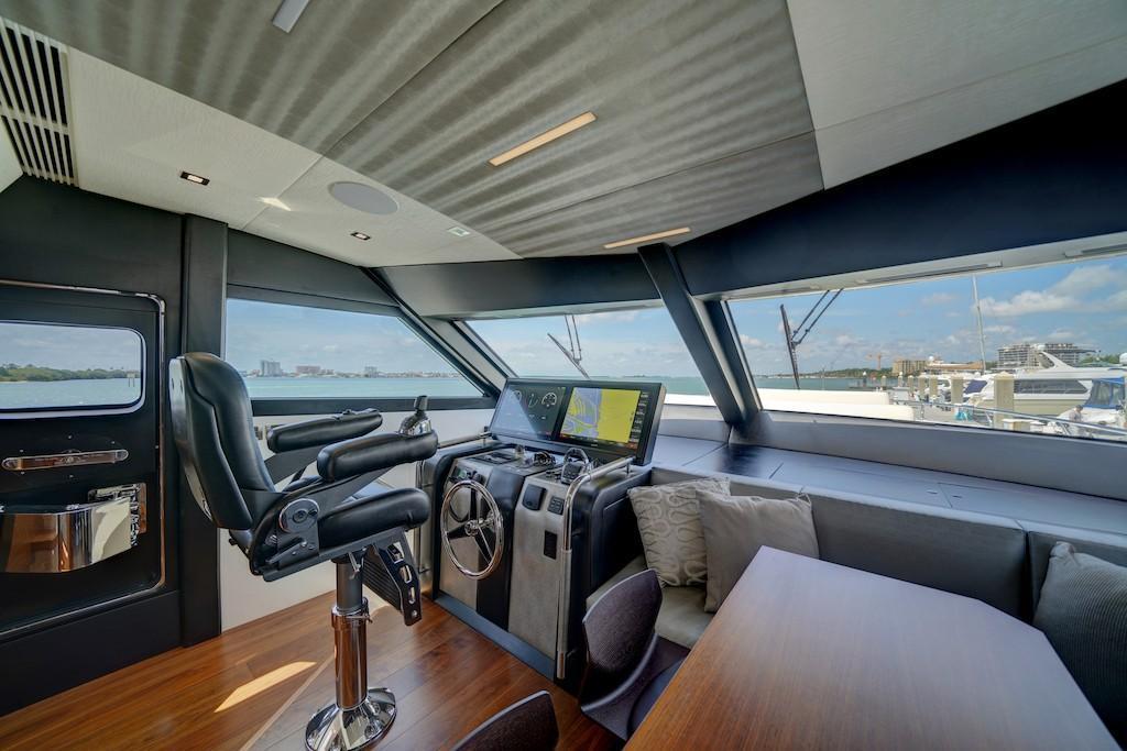 2017 Ocean Alexander                                                              70E Motoryacht Image Thumbnail #24