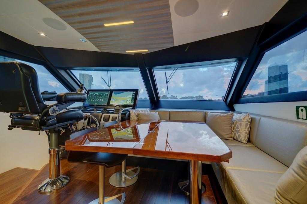 2017 Ocean Alexander                                                              70E Motoryacht Image Thumbnail #22