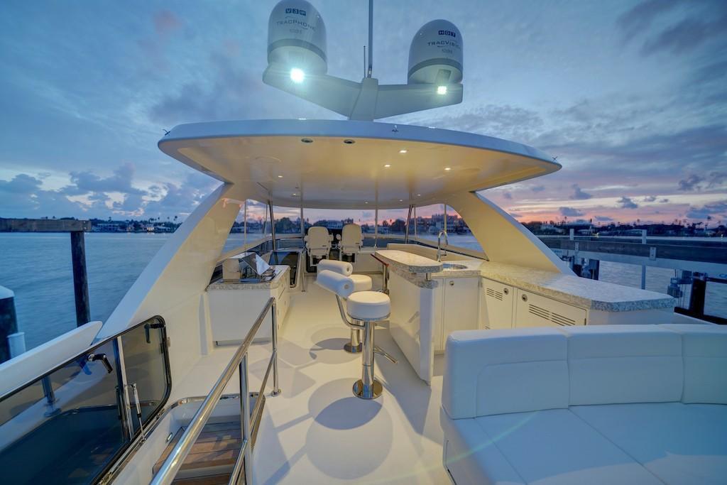 2017 Ocean Alexander                                                              70E Motoryacht Image Thumbnail #43