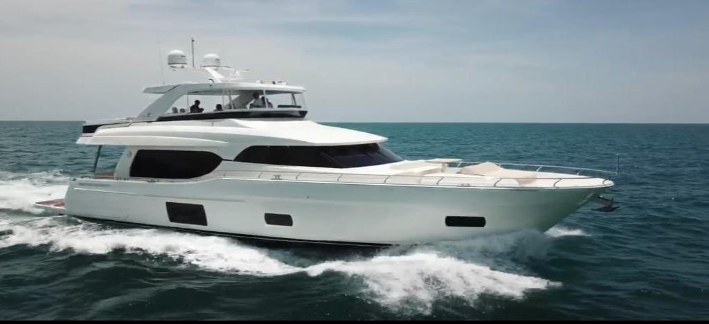 2017 Ocean Alexander                                                              70E Motoryacht Image Thumbnail #6