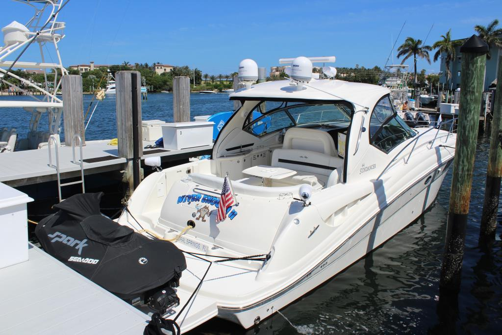 2008 Sea Ray                                                              44 Sundancer Image Thumbnail #2
