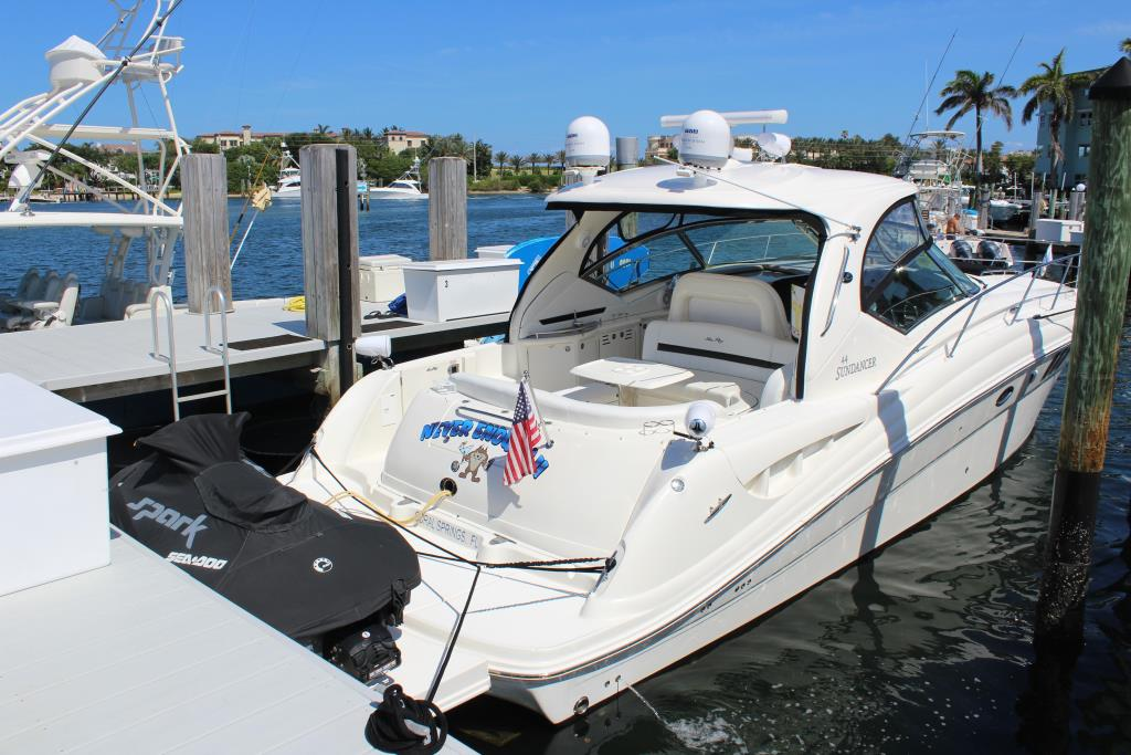 2008 Sea Ray                                                              44 Sundancer Image Thumbnail #3