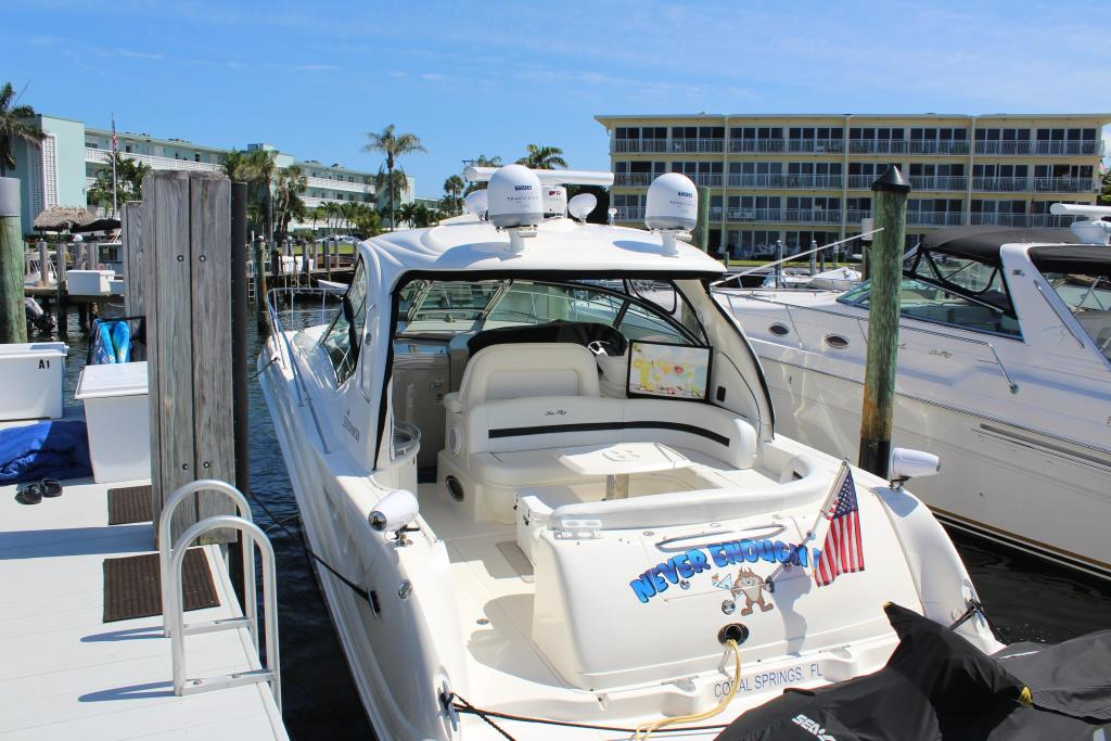2008 Sea Ray                                                              44 Sundancer Image Thumbnail #4