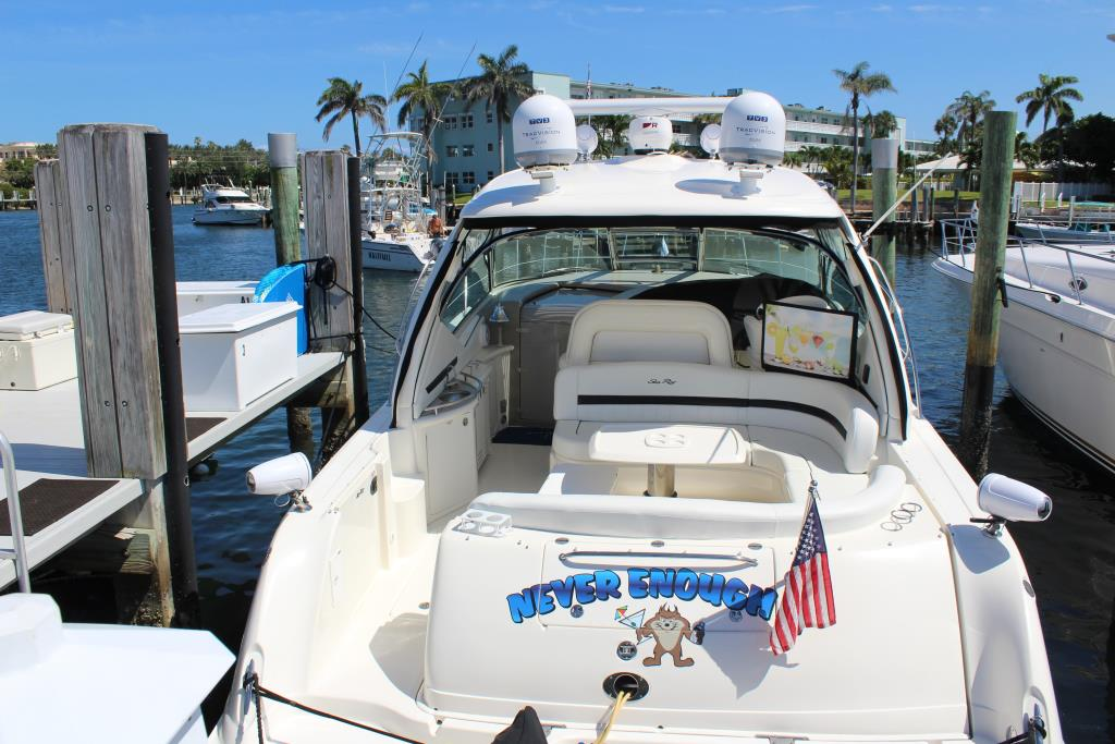 2008 Sea Ray                                                              44 Sundancer Image Thumbnail #7