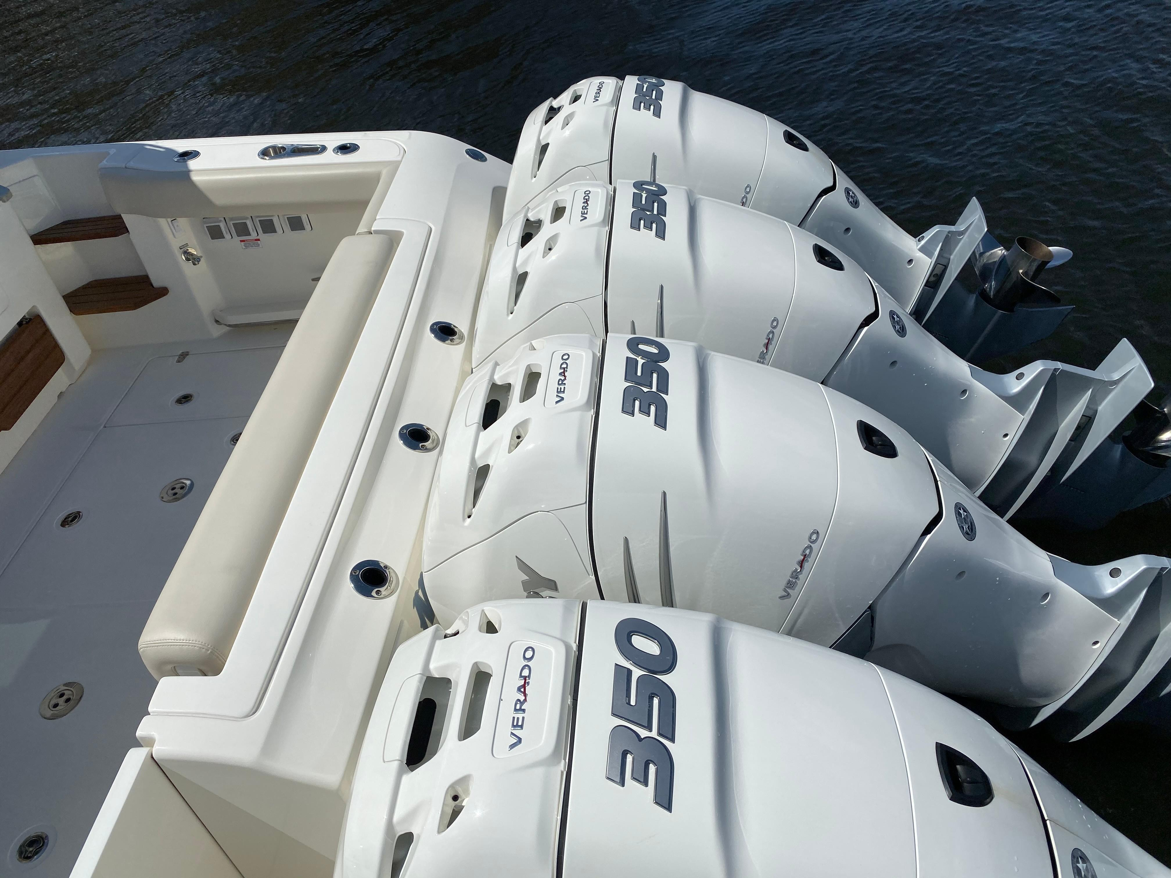 2020 Boston Whaler                                                              380 Realm Image Thumbnail #7