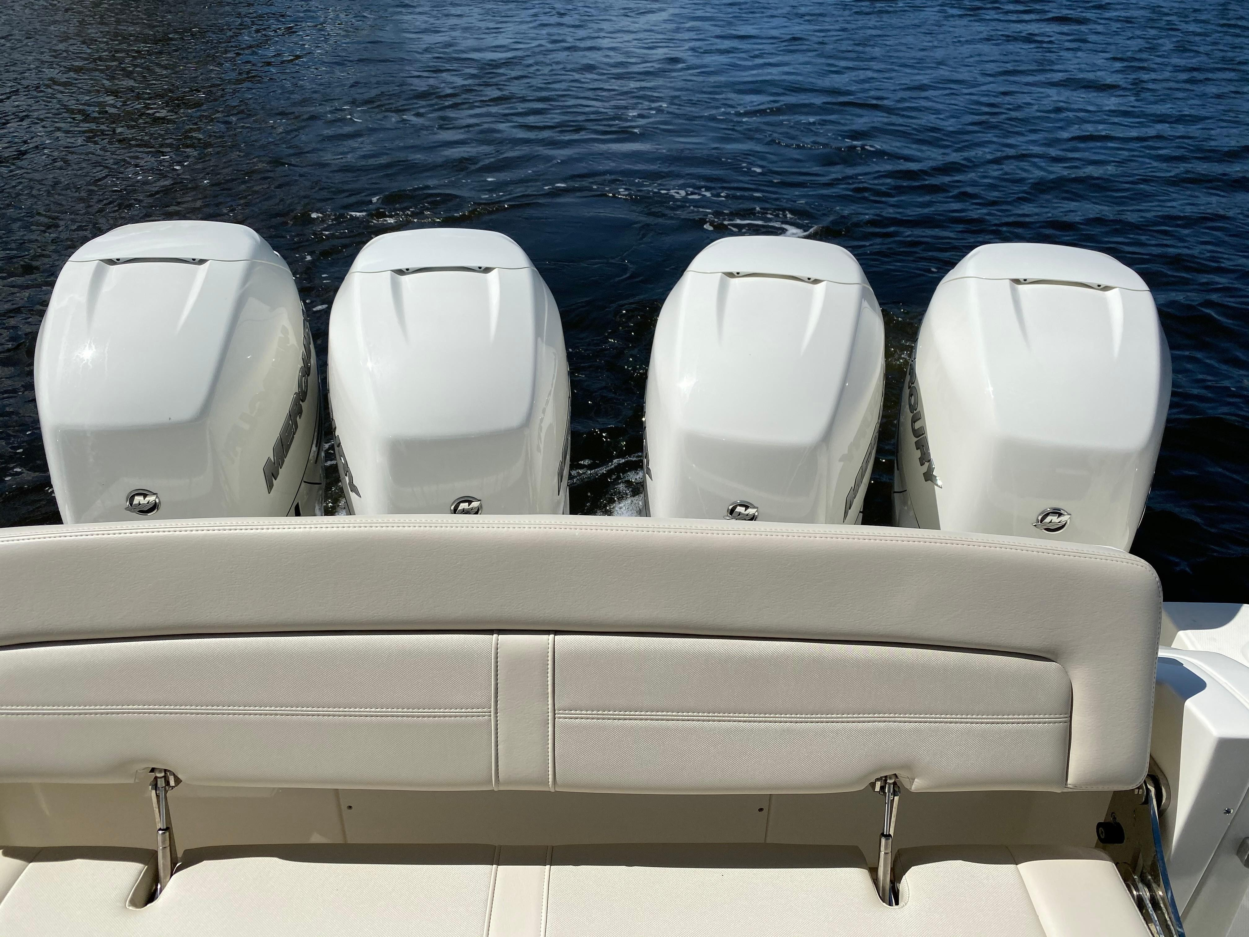 2020 Boston Whaler                                                              380 Realm Image Thumbnail #8
