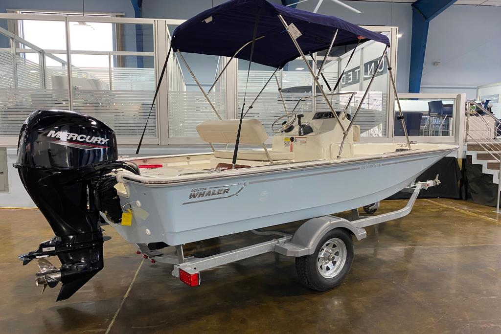 2021 Boston Whaler                                                              150 Montauk Image Thumbnail #0