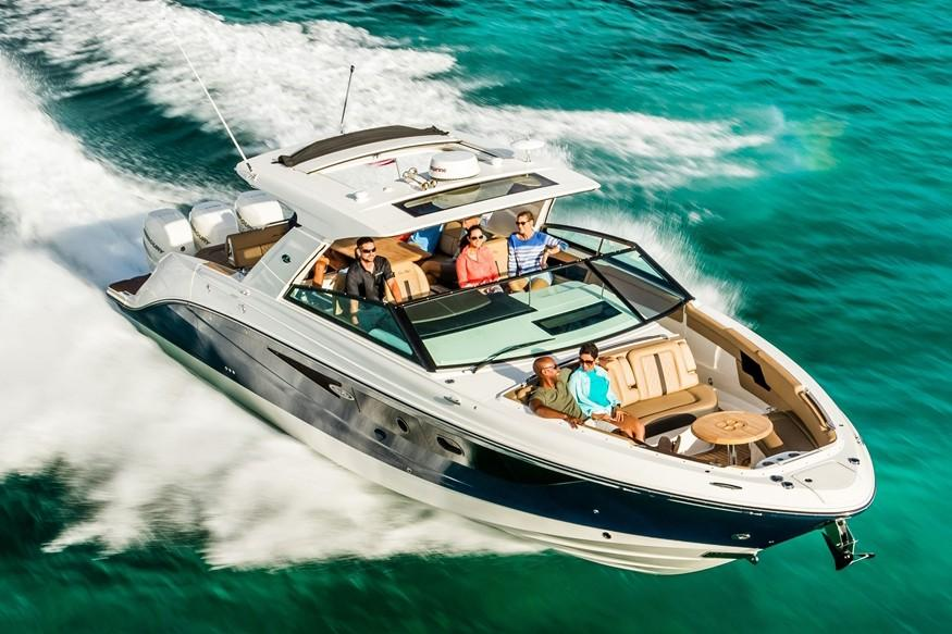 2021 Sea Ray                                                              SLX 400 OB Image Thumbnail #0