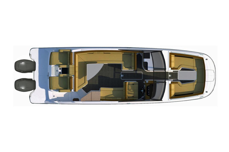 2021 Sea Ray                                                              SDX 290 Outboard Image Thumbnail #23