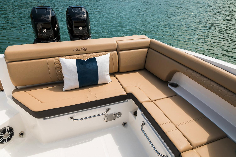 2021 Sea Ray                                                              SDX 290 Outboard Image Thumbnail #16