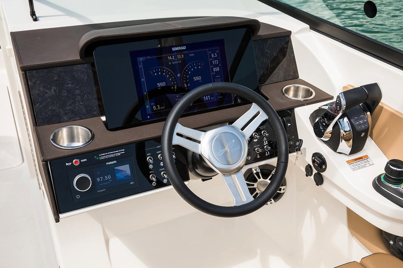 2021 Sea Ray                                                              SDX 290 Outboard Image Thumbnail #9