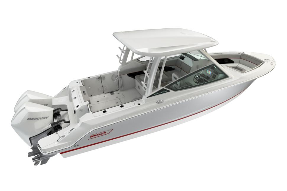 2021 Boston Whaler                                                              280 Vantage Image Thumbnail #12